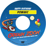 Birthday Video DVD
